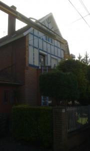 façade par la sarl Decopeint