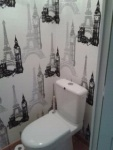 salle de bains et WC par la sarl Decopeint